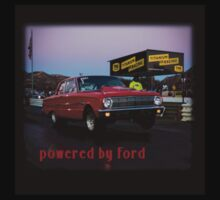 powered by Ford #2 by don thomas