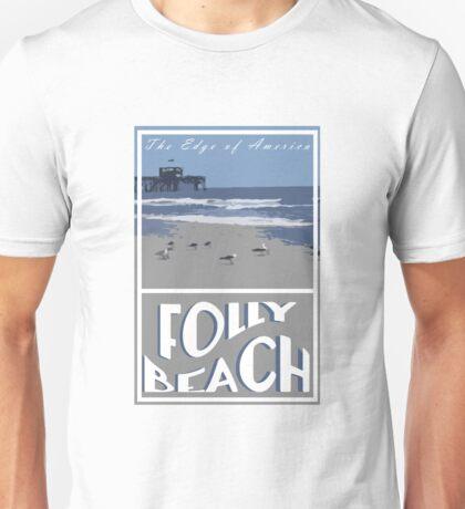 Folly Beach Unisex T-Shirt