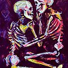 Passion of Lovers (Is for Death) by Genevieve  Cseh