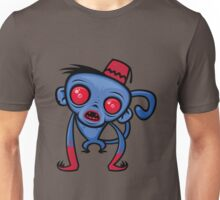 Zombie Monkey Unisex T-Shirt