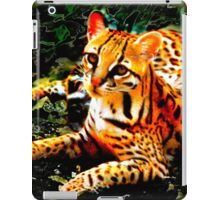 Ocelote iPad Case/Skin