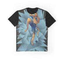 Sport cat-man Graphic T-Shirt