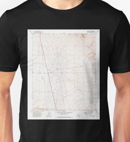 USGS TOPO Map California CA Boron NE 100545 1973 24000 geo Unisex T-Shirt