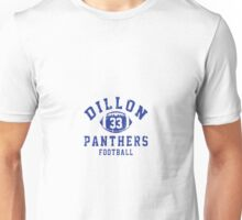 Dillon Panthers Football Unisex T-Shirt