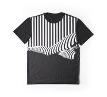 BLACK&WHITE Graphic T-Shirt