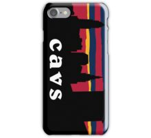 Cavs iPhone Case/Skin