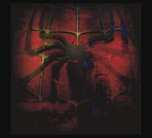 Grunge Spider Man by Sarah Ball (TheMaggotPie)