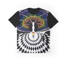 Sacred Change Graphic T-Shirt