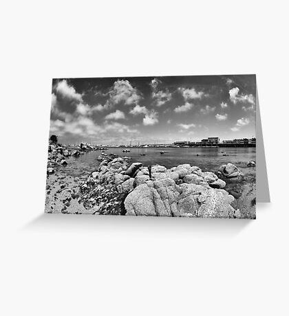 Monterey Bay, CA Greeting Card