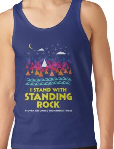 Stand With Standing Rock Shirt Tank Top