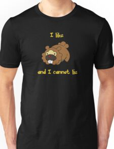 I Like Bidoof and I Cannot Lie Unisex T-Shirt