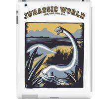 JURASSIC WORLD.... 150,000,000 B.C. !! iPad Case/Skin