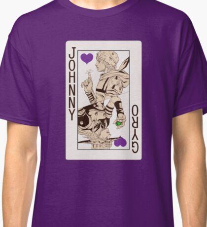 Johnny Joestar - King of Hearts Classic T-Shirt