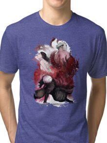 Kaneki YAMORI RIZE Tri-blend T-Shirt