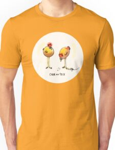 Chix on Stix Unisex T-Shirt