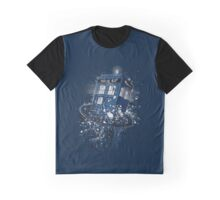 THE (T.A.R.D.I.S.) phone Booth Graphic T-Shirt