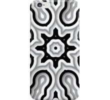 Arab steps-Black and White iPhone Case/Skin