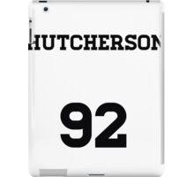 Josh Hutcherson Jersey iPad Case/Skin