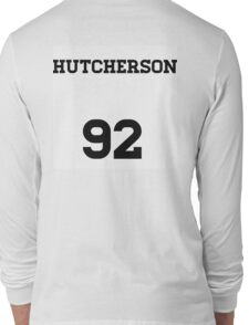 Josh Hutcherson Jersey Long Sleeve T-Shirt