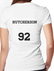 Josh Hutcherson Jersey Womens Fitted T-Shirt