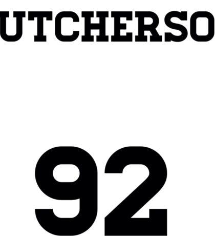 Josh Hutcherson Jersey Sticker
