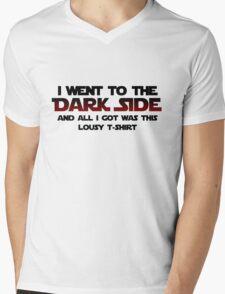 Dark Side Lousy T-Shirt Mens V-Neck T-Shirt