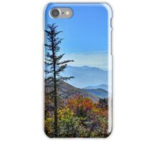 Fall in the Great Smoky Mountains iPhone Case/Skin