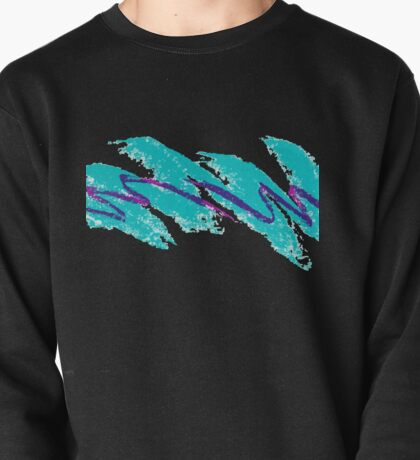 90's Solo Cup Jazz Print Pullover