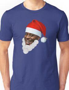 Ainsley Harriott Santa Unisex T-Shirt