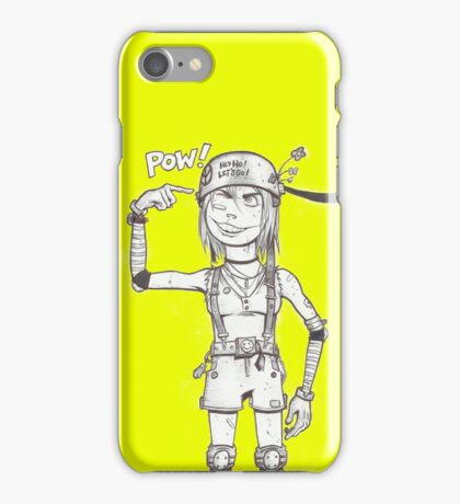Derby Gabby iPhone Case/Skin