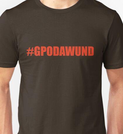 GPODAWUND (Bold Orange) Unisex T-Shirt