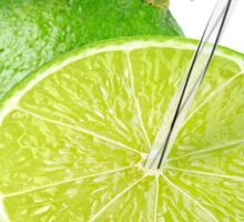 Fresh lime juice Sticker
