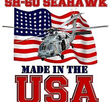 SH-60 SeaHawk Made in the USA by Mil Merchant