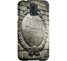 Darkness inside the Mansion Samsung Galaxy Case/Skin