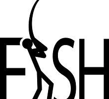 FISH by jyokeley