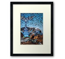 Voyage extraordinaire Framed Print