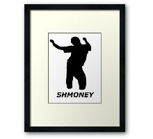 Bobby Shmurda Shmoney Dance Framed Print
