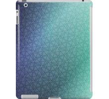 Gradient Web iPad Case/Skin