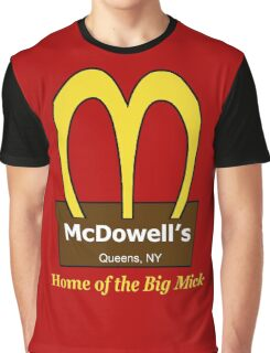 McDowell's Graphic T-Shirt