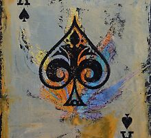 Ace of Spades by Michael Creese