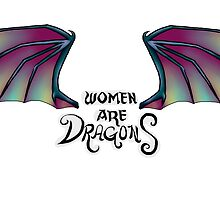Women Are Dragons by RiskPig