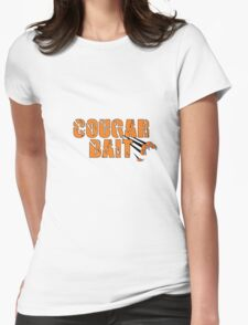 Cougar Bait Womens Fitted T-Shirt