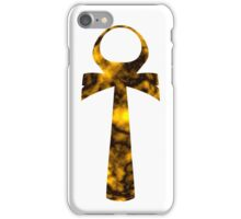 Gold Ankh iPhone / Samsung Galaxy Case iPhone Case/Skin