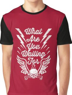 Waiting for... Graphic T-Shirt