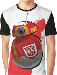 Autobot-BB8 Graphic T-Shirt