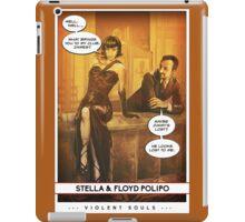 Violent Souls - The Polipos iPad Case/Skin