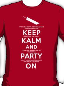 Keep Kalm T-Shirt