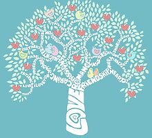 tree of love by vian