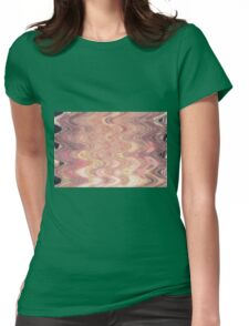 Lineas de India Womens Fitted T-Shirt