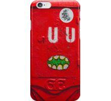 U know. iPhone Case/Skin